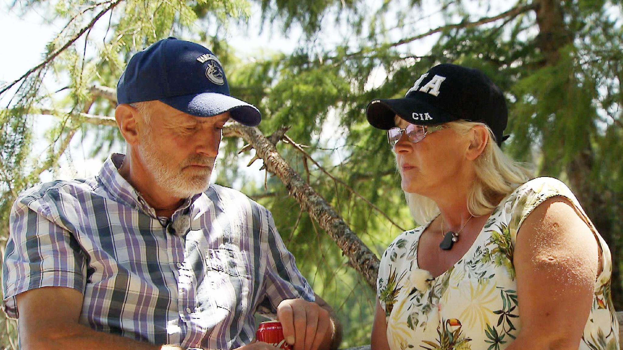 Andreas und Irmgard