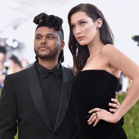 The Weeknd und Bella Hadid