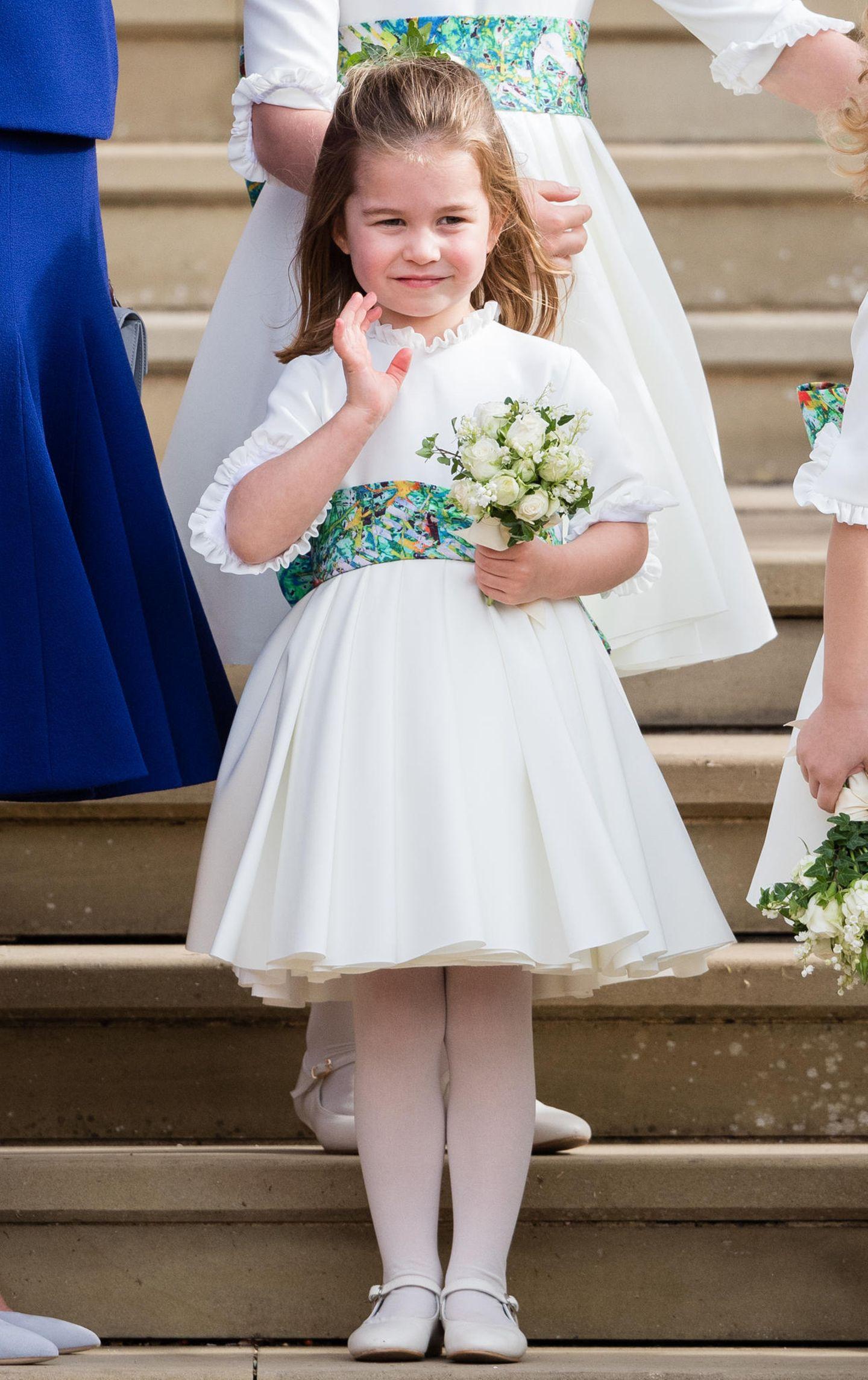Modische Minis Prinzessin Charlotte Gala De