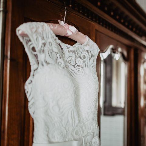 Brautkleid (Symbolbild)
