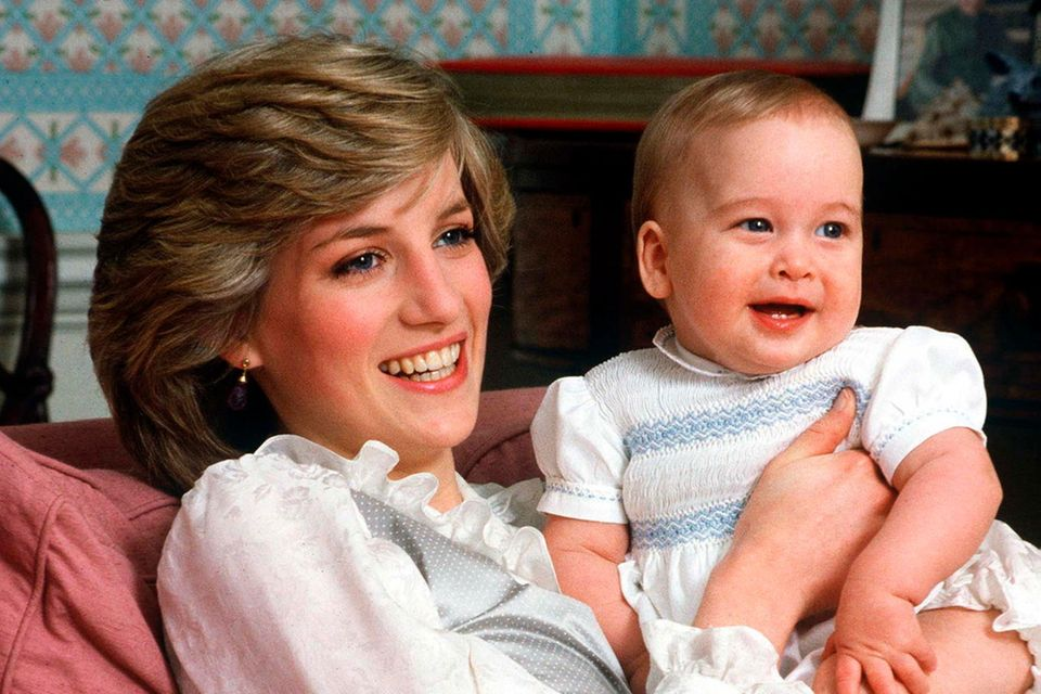 Lady Diana, Prinz William