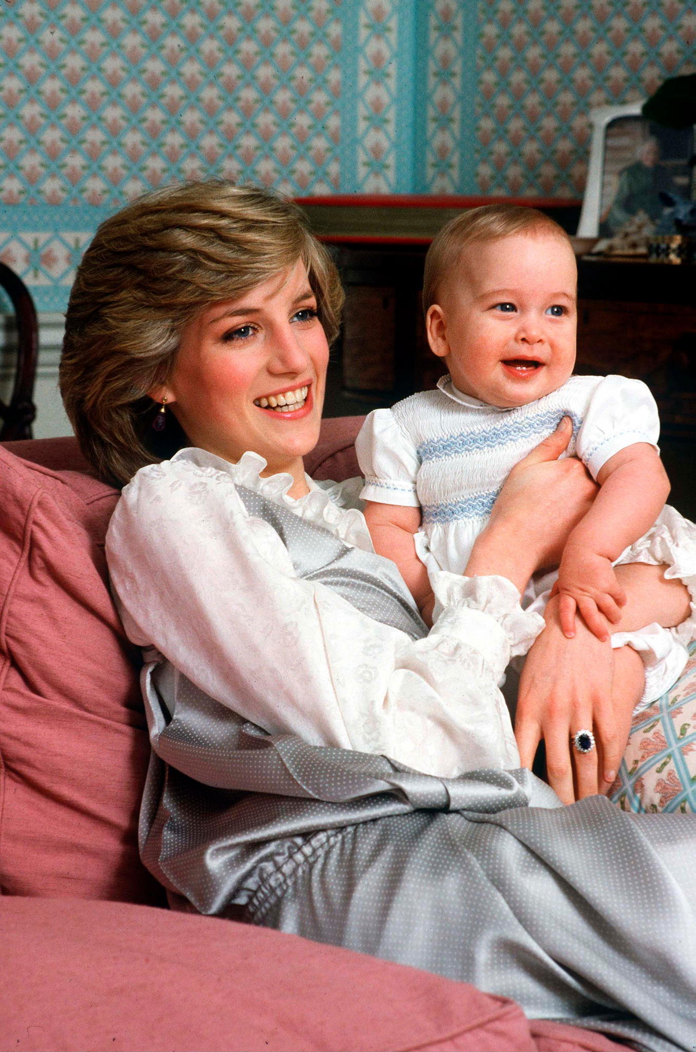 Lady Diana, Prinz William