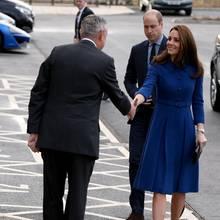 Herzogin Catherine und Prinz William bei einem ihrer Termine am 14. November