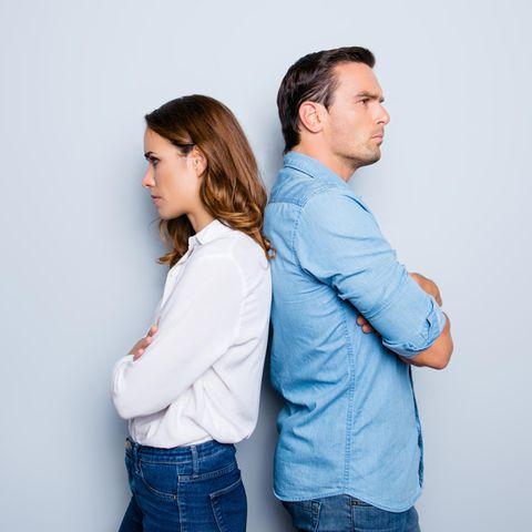 In einer Beziehung gehört Streit dazu. Die Frage ist nur, wie Partner damit umgehen.