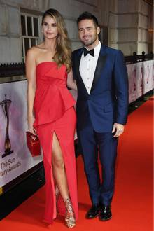 Vogue Williams + Spencer Matthews
