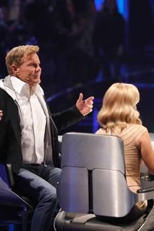 Dieter Bohlen,Michelle und Shirin David