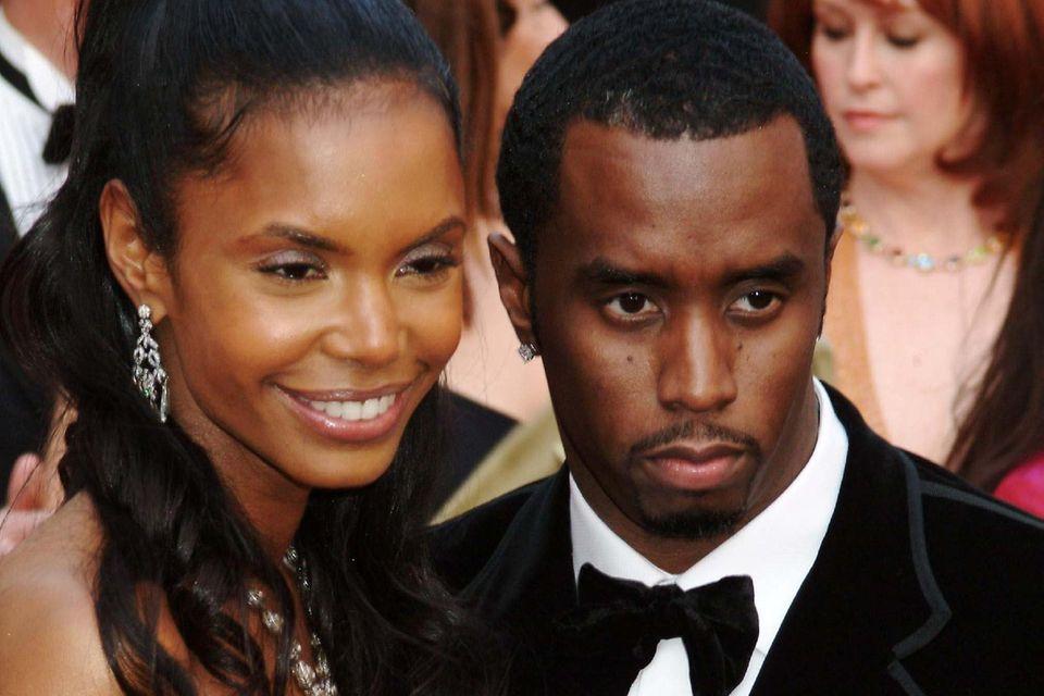 """Sean """"Diddy"""" und Kim Porter (†)"""
