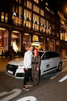 Genau wie Fußball-Star Dennis Diekmeier und seine schöne EhefrauDana.