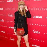 InfluencerinVicky Wanka ist ein gern gesehener Gast auf Events der Modebranche.