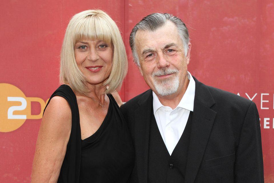 Mona Seefried und Ehemann Peter E. Funck sind seit 1992 verheiratet.