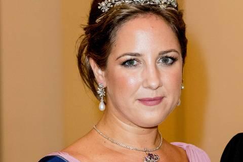 Eine (fast) royale Verlobung: Prinzessin Theodora heiratet Matthew Kumar