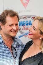 Jens Büchner und Ehefrau Daniela Büchner