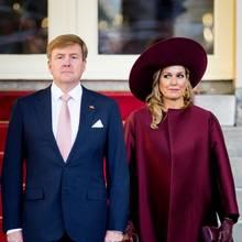 Maxima und Willem Alexander Teaser