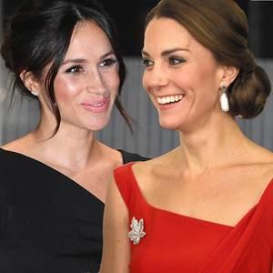 Meghan + Kate