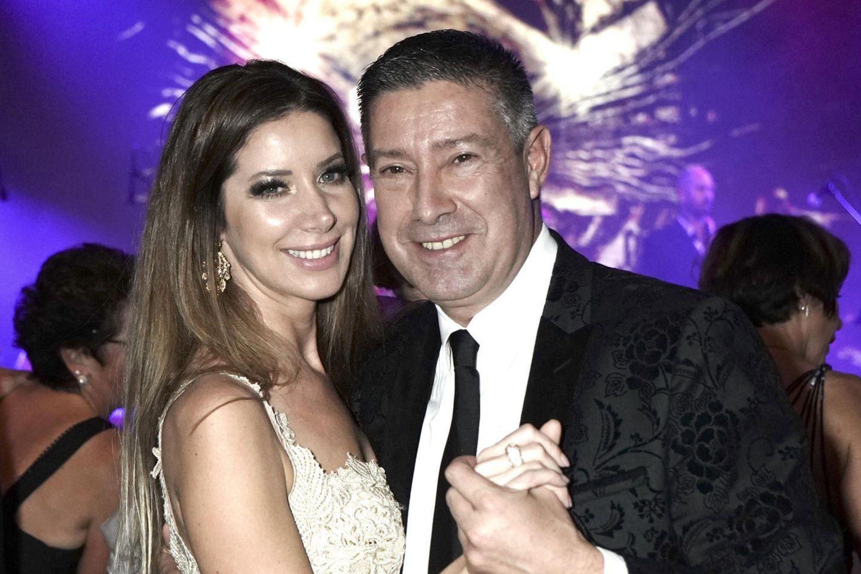 """Liebes-Outing: Joachim Llambi und seine Rebecca beim """"Golf Eagles Cup 2018"""" in Griechenland"""
