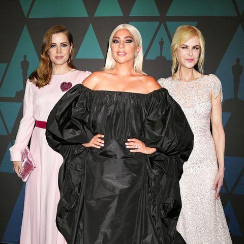 Ein Vorgeschmack auf die Oscars! Die Tops und Flops der Governors Awards 2018
