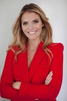 """Moderatorin Viviane Geppert ist ein bekanntes Gesicht derProSieben-Formate""""taff"""" und """"red""""."""