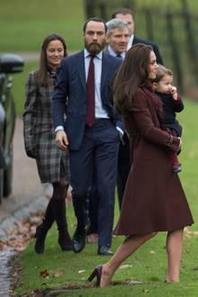 James Middleton plaudert öffentlich über das gemeinsame Weihnachtsfest mit seinen Schwestern Herzogin Catherine und Pippa.