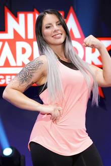 """Ninja Warrior Germany"" Jenny Frankhauser"