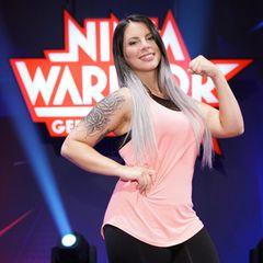 """Ninja Warrior Germany"" Jenny Frankhauser"