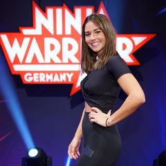 """Ninja Warrior Germany"" Sarah Lombardi"