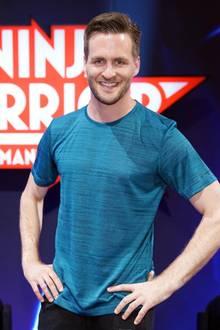 """Ninja Warrior Germany"" Alexander Klaws"
