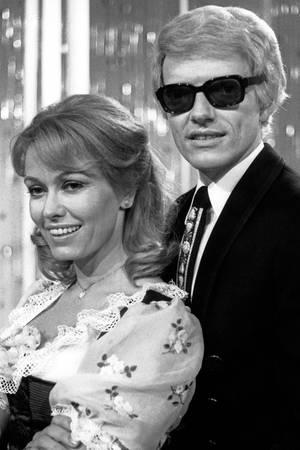 """Heinound Hanneloresind seit 1977 ein Paar. Der Sänger schwärmt: """"Meine Frau ist noch immer ein Hingucker"""""""