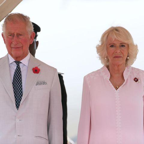 Prinz Charles + Herzogin Camilla