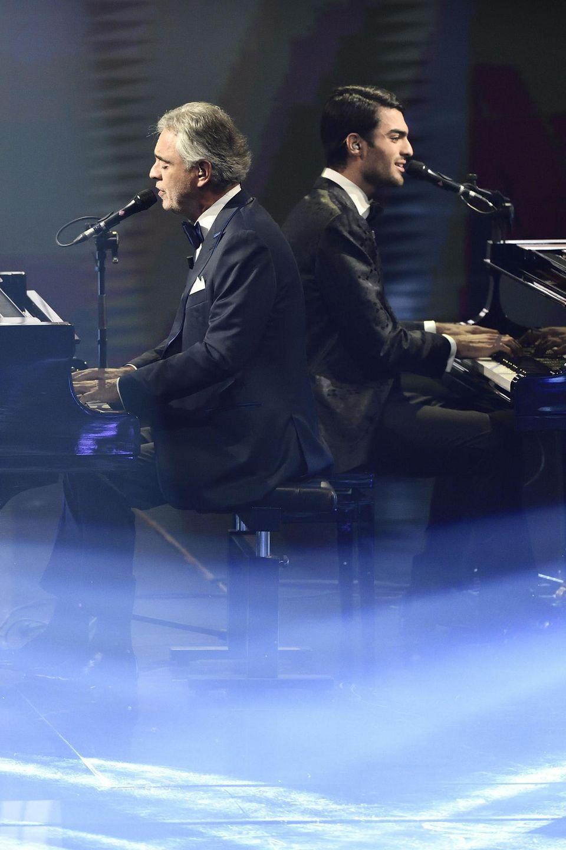 Andrea Bocelli + Matteo Bocelli