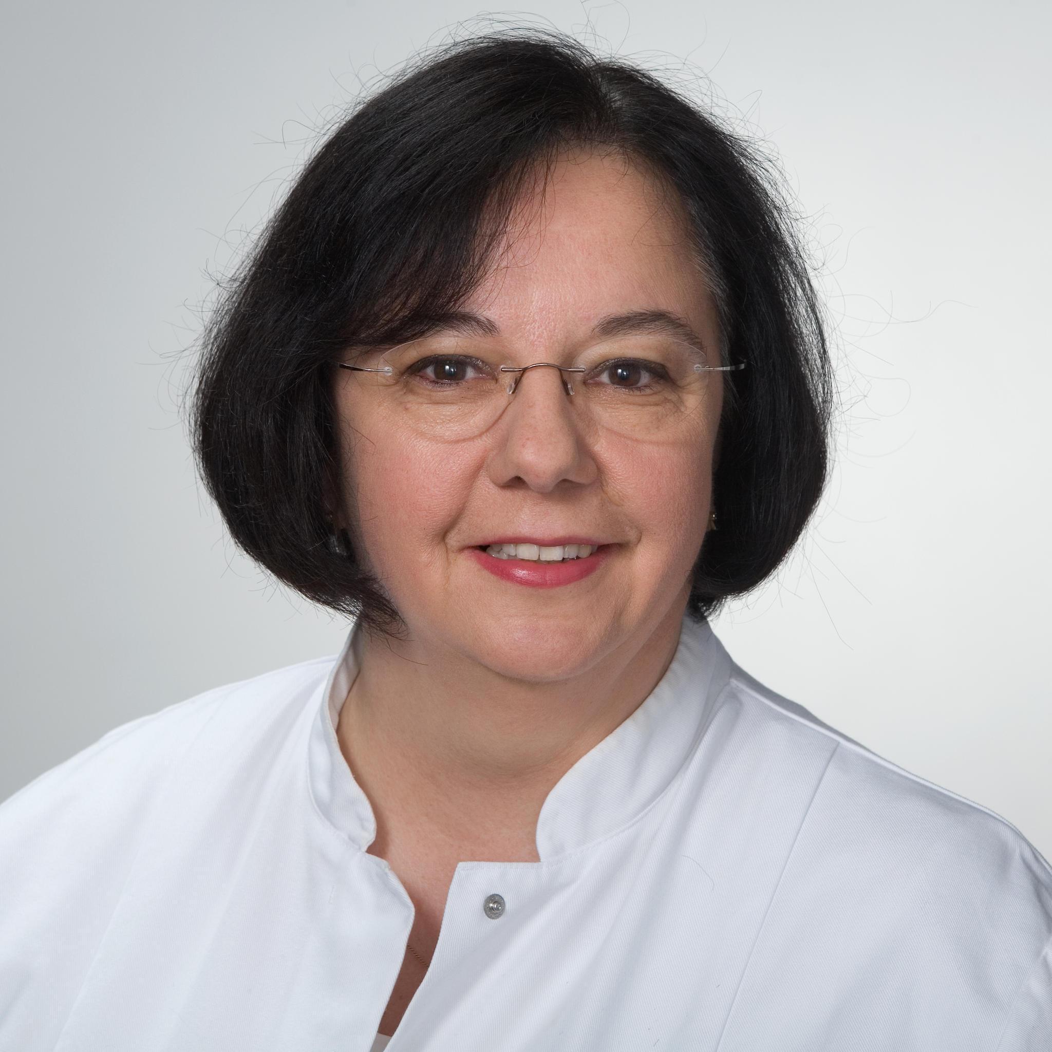 Dr. med. Vera van Ackeren, Oberärztin desLungenzentrum am Marienkrankenhaus Hamburg