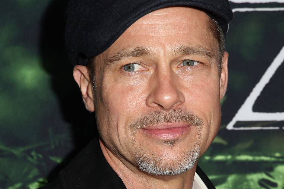 Ein neues Hollywood-Traumpaar?:Brad Pitt soll sich verguckt haben
