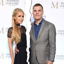 Paris Hilton + Chris Zylka