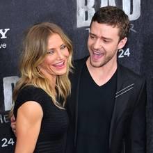 """Cameron Diaz und Justin Timberlake  Cameron Diaz und Justin Timberlake trennensich Anfang 2007 nach knapp vier Jahren Beziehung. Bis heute verstehen sich die beiden aber gut. 2011 stehen sie sogar Diaz gemeinsam für den Film """"Bad Teacher"""" vor der Kamera. Gegenüber US Weekly lobtdie Schauspielerin ihren Ex: """"Justin ist ein genialer Comedian."""""""