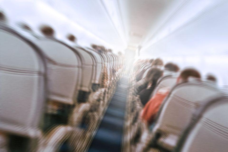 Passagierflug