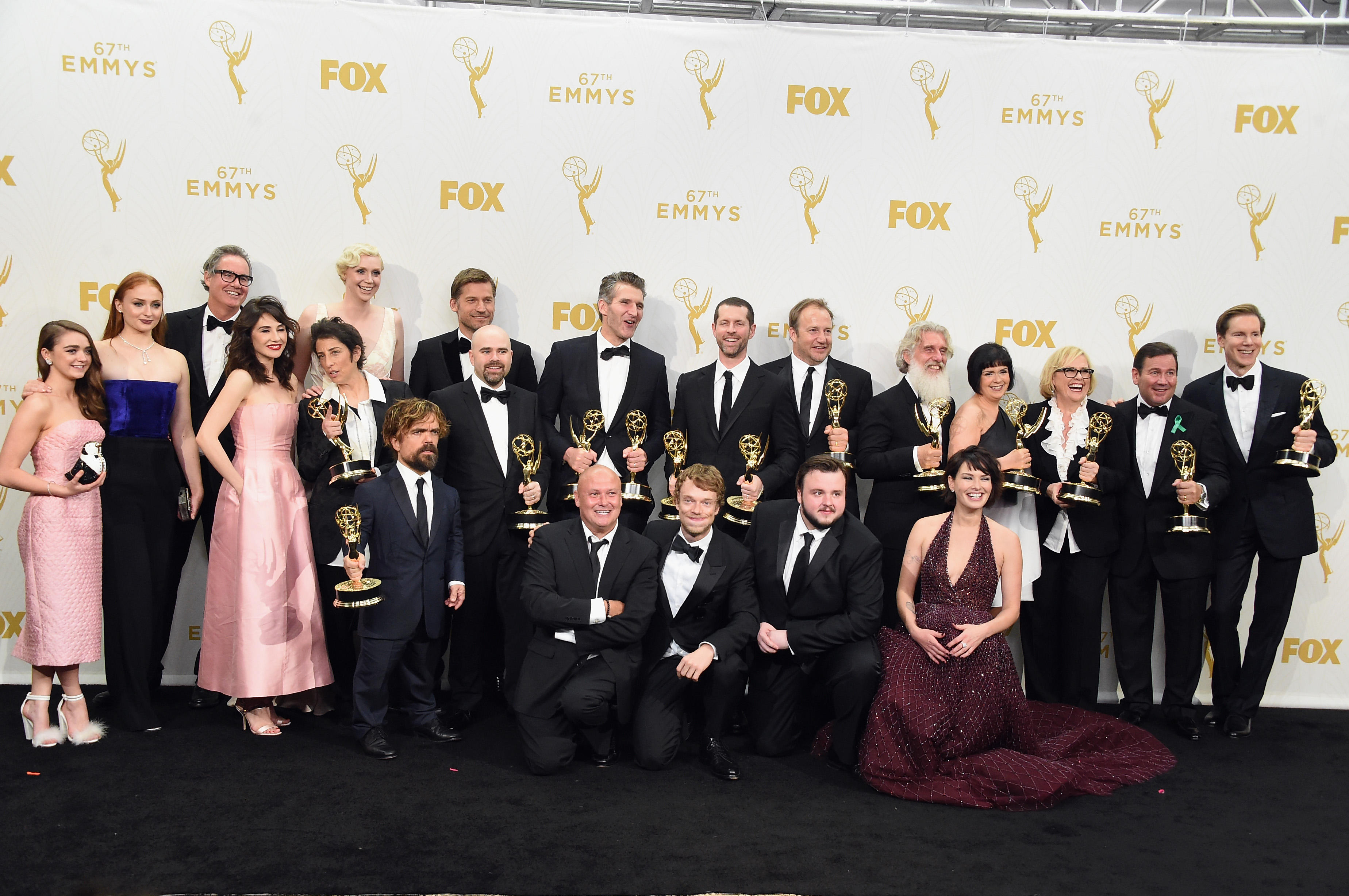"""Game of Thrones""-Cast"