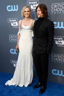 Diane Kruger mit Freund Norman Reedus