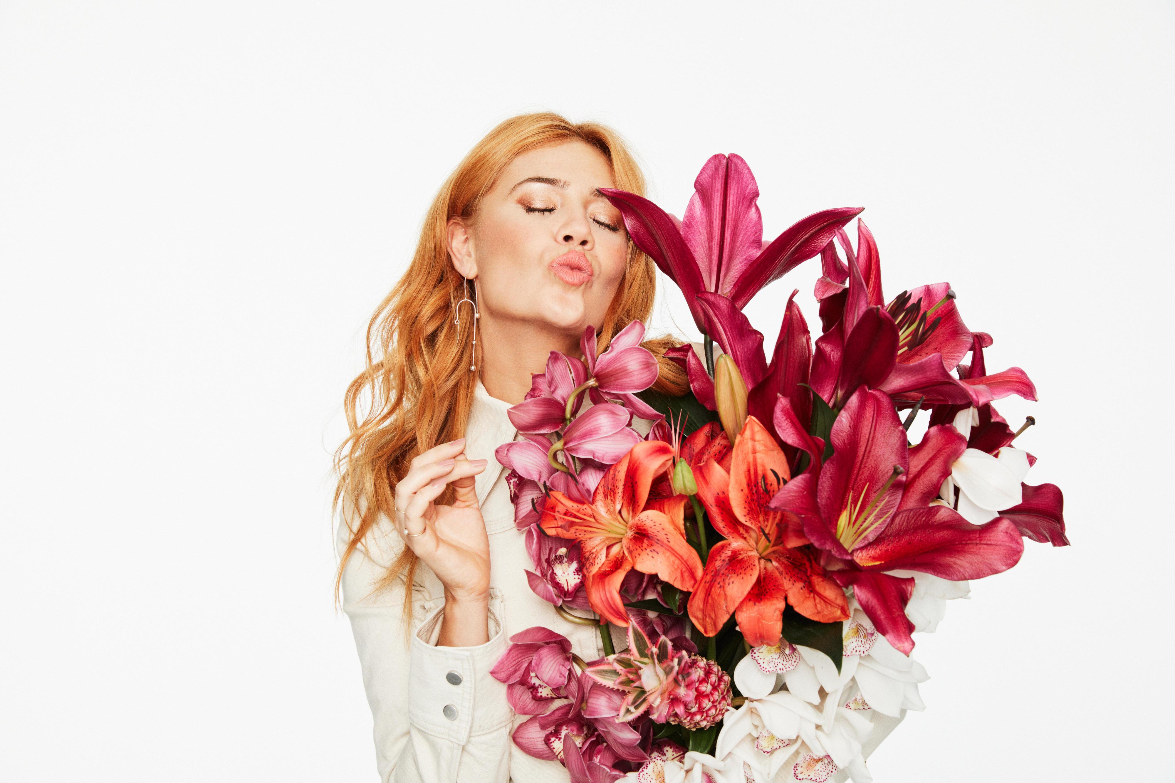 Palina Rojinski hat zusammen mit MAC einen Lippenstift kreiert