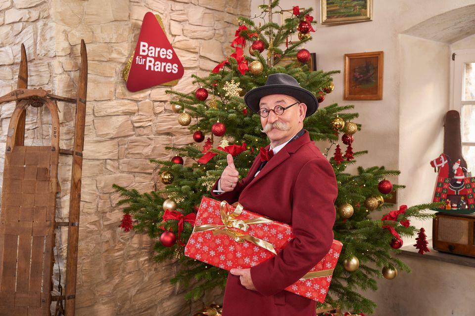 """""""Bares für Rares"""" Weihnachtsausgabe"""