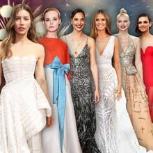 Im Jahresrückblick zeigt GALA Ihnen die schönsten Red-Caret-Looks 2018!