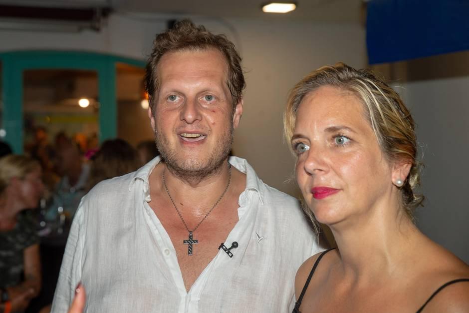 Jens Büchner (†), Daniela Büchner