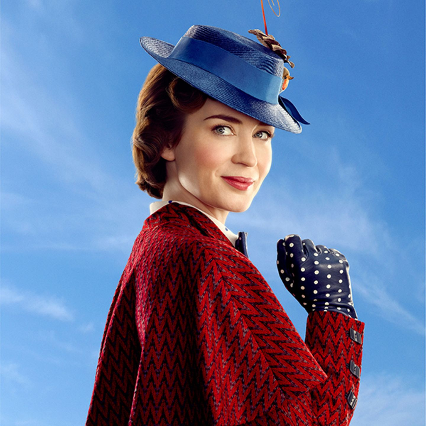 """Emily Blunt als """"Mary Poppins"""""""