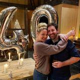25. November 2018  Keine Angst vorm Älterwerden: Katherine Heigl feiert ihren 40. Geburtstag. Der runde Geburtstag macht der blonden Schauspielerin überhaupt nichts aus! Bei einem romantischen Candle-Light-Dinner mit ihrem Ehemann Josh Kelley lässt sich Katherine gebührend feiern.