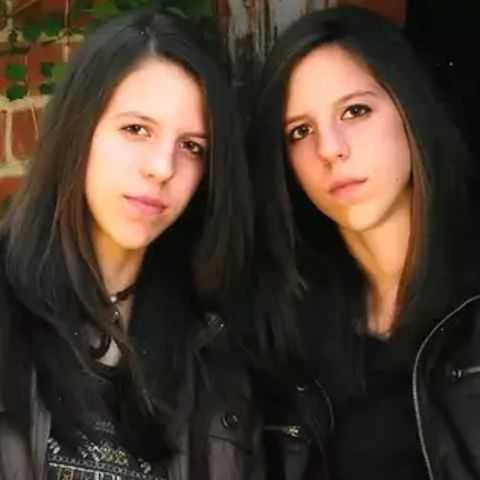 Jaclyn und Jennifer