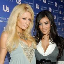 Paris Hilton und Kim Kardashian