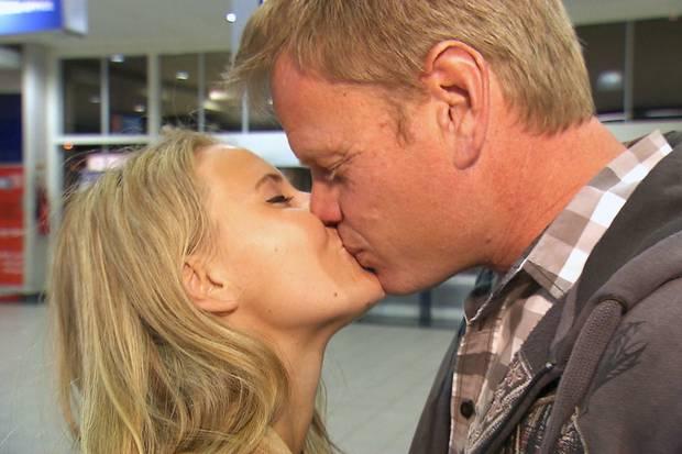 """""""Bauer sucht Frau"""" (RTL) Jörn, Oliwia"""