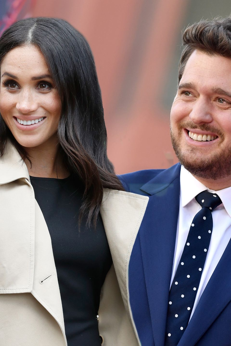 Überraschung! Herzogin Meghan und Michael Bublé sind befreundet.