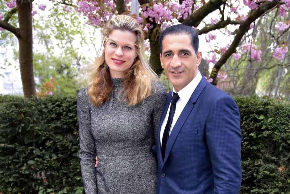 Janina Otto-Özen und Ismail Özen vergrößern ihre Familie