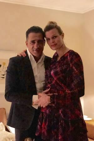 Ismail Özen und Janina Otto-Özen