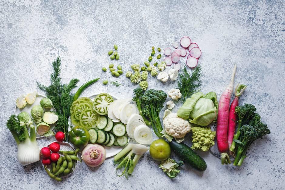 Blutgruppen-Diät: Welche Lebensmittel sind erlaubt?