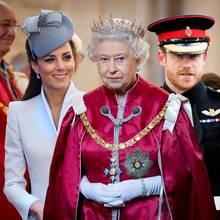 Die Titel der Royals gehen zurück auf eine jahrhundertelangeTradition